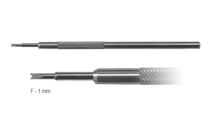Nástroj na výměnu řemínku k hodinkám - 1 mm