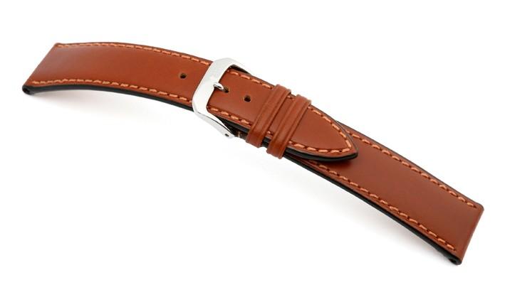 Řemínek k hodinkám RIOS Samara - černá (13) 19 mm