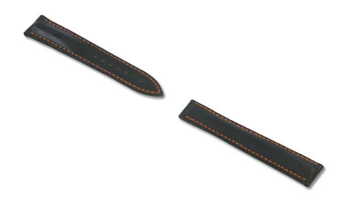 Řemínek k hodinkám Omega RIOS Engineer - černá (13) 20mm