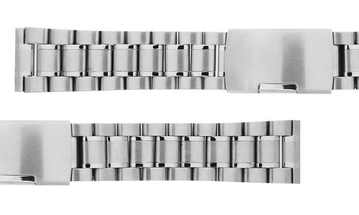 Ocelový tah MASTER k hodinkám - šíře 18 mm