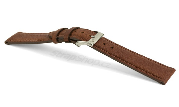 Řemínek k hodinkám Campagnolo Casena - černá (01) 20 mm