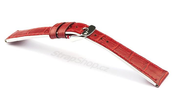 Řemínek k hodinkám Campagnolo Cavales - černá (01) 18 mm