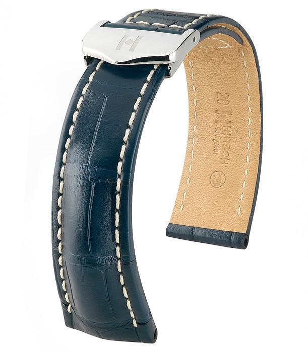 Řemínek k hodinkám HIRSCH Navigator Alligator HS - zakázkový