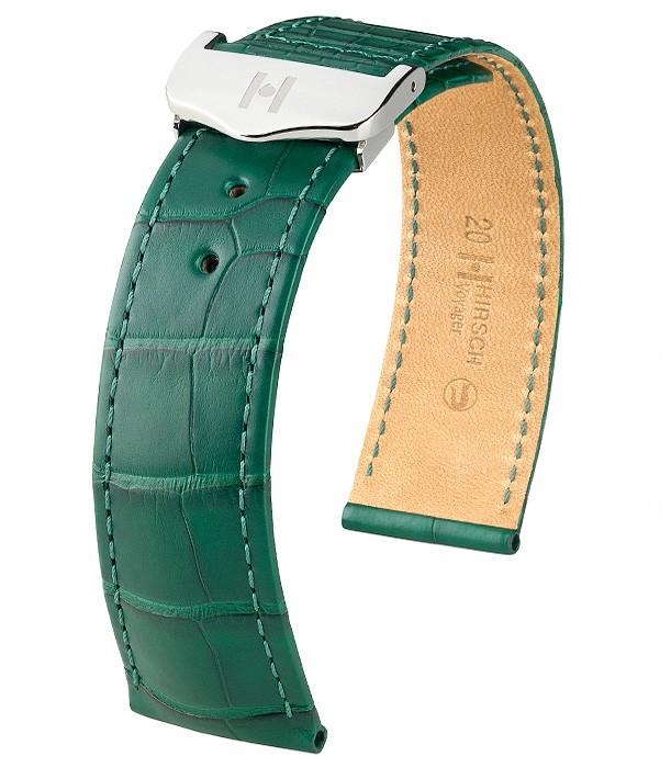 Řemínek k hodinkám HIRSCH Voyager Alligator HS - zakázkový