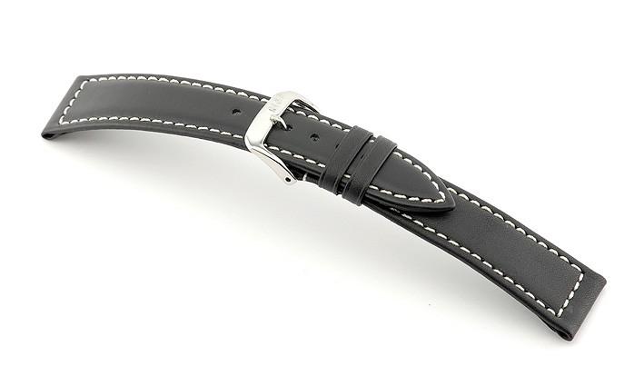 Řemínek k hodinkám RIOS Dive - černá (13) 18 mm